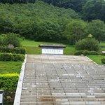 《香港回歸》牌坊是仙湖風景區內其中一處。