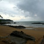 un bout de plage