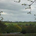 Hills Around Colchester City