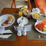 Best variety of breakfast