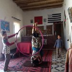Yoga In Sahara- Chi Flow