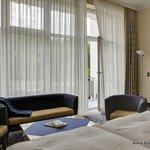Apartment Meereswarte Balkon