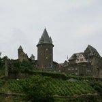 Bacharach's castle
