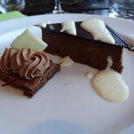 Our Dessert! Amazing!