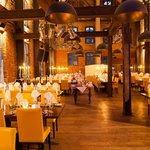 Viel Platz zum Essen, Feiern, Tagen: Das Kaseinwerk des Landhotels Beverland