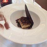 desert in Italian restaurant