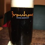 Brauhaus dark beer