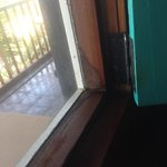 dampness of window