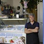 Tolles Eis, sehr netter Inhaber Alessandro, sehr zu empfehlen! Juni 2014