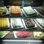 Kuchen Auswahl