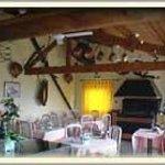 salle cuivre restaurant