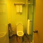 ห้องน้ำมีห้องอาบน้ำ