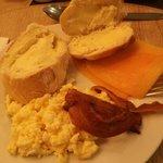 café de manhã