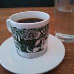 このコーヒーカップ、一緒に行ったノルウェーのお友達が子供の頃使ってたと懐かしそうでした。