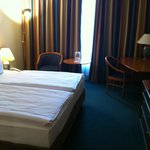 Einzelbetten / twin bed room
