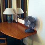 Mit einem Ventilator ausgestattet / equiped with fan