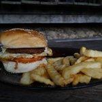 i heart PD burger
