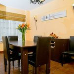 Dining area - Executive two Bedroom Luxury apartments