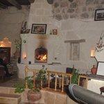 Lobby&Bar Fireplace