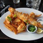 le fish and chips