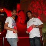 ME & Shahzad