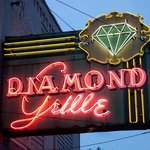 The Real Diamond Grille