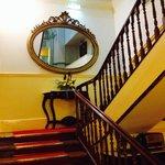 Stairway at 1st Floor.