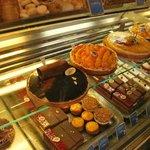 standard offerings of pastries