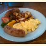 Come try our Sunday Brunch