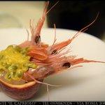 Degustazione crudité di mare 2014: Gobbetti al frutto della passione
