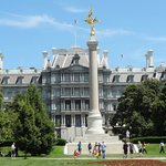 Eisenhower Executive Office Building.