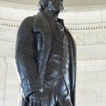 Thomas Jefferson Memorial.