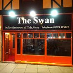 The swan indian restaurant in kirriemuir if you looking for goo