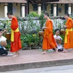 Monks on a mission