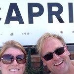 Samen op het romantische Capri