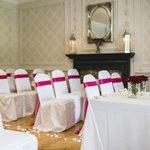 Wedding Ceremony in our Regency Room