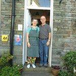 Proprietors Anne and Andrew
