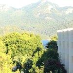 Вид с балкона на море :-)