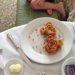 Breakfast Mickey Style
