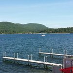 Lake George docking