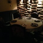 1 of 3 private dining rooms