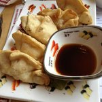 Gyoza (fried dumplings)