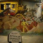 Buffalo Bill diarama