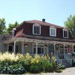 La Boutique et le Café-Terrasse, La Seigneurie des Aulnaies