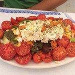 santorini salad