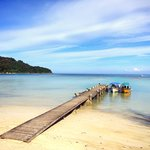 The Jetty at Arwana Perhentian Eco Resort