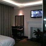Nice room/decor/atmosphere