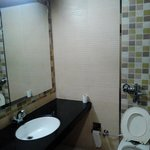 Bathroom VIP room