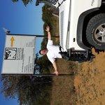 Carel Pienaar SA 4x4 Khama Rhino Sanctuary