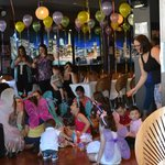 Kids Birthday parties are a hit at Cosmo